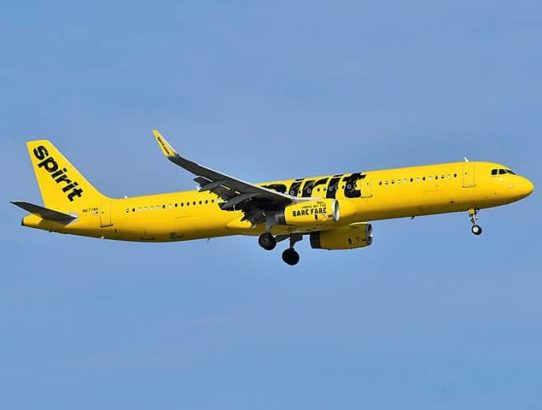Spirit Airline to Introduce New Routes Between Boston and Miami